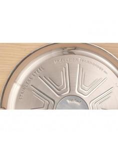 TEFAL INGENIO SO INTENSTIVE Crépiere 27cm + Poignée amovible L6139102 noir Tous feux sauf induction
