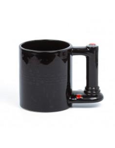 BAUMALU 311516 Mini service a fondue fonte - Noir