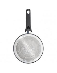 EQUINOX Barre chrome 80x1,5 cm gris