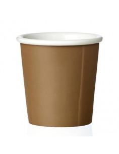 FINLANDEK Assiette plate 25x25 cm - En porcelaine - Blanc - Lavable au lave-vaisselle et passe au micro-ondes
