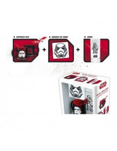 FRANDIS Passoire - Intérieur inox - Ř 24 cm - Rouge mat